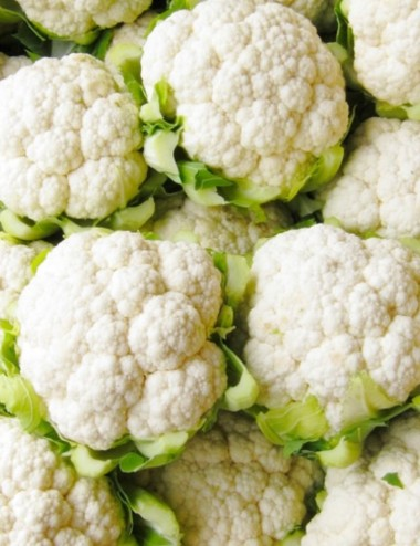 Cavolfiore a peso Vegetables Our Production Shop Online