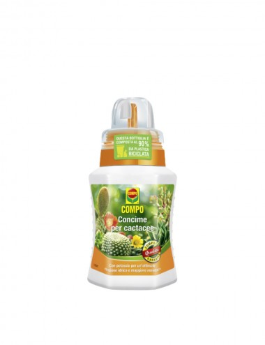 Compo Concime Per Cactacee 250ml Products for the Care and