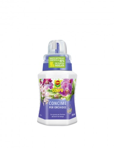 Compo Concime Per Orchidee 250ml Products for the Care and