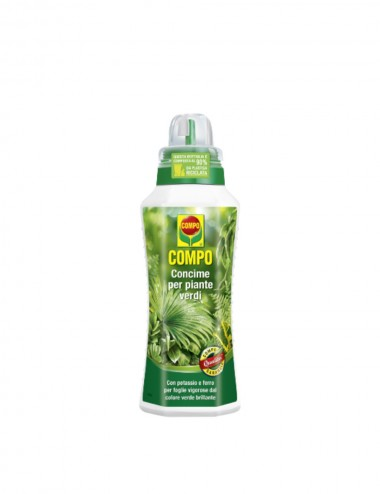 Compo Concime Per Piante Verdi 500ml Products for the Care and