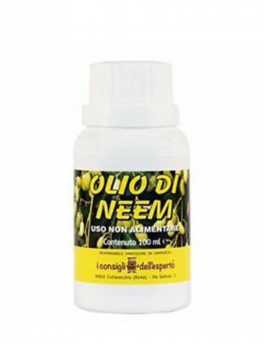 Olio di Neem 100ml Products for the Care and Defense Shop Online