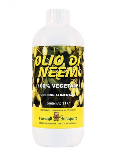 Olio di Neem 1l Products for the Care and Defense Shop Online