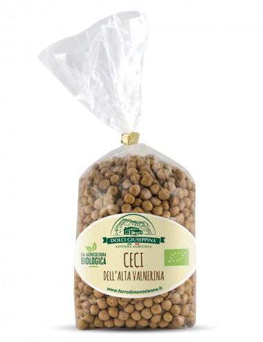 Ceci Bio 500gr Legumes and Cereals Shop Online