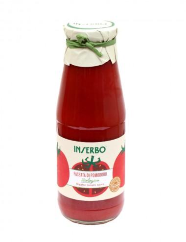 Passata Pomodoro Biologica 680gr Preserves and Jams Shop Online