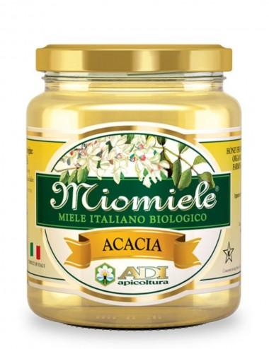 MioMiele Acacia Biologico 500gr Honey and Creams Shop Online