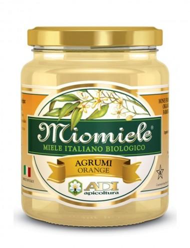 MioMiele Agrumi Biologico 500gr Honey and Creams Shop Online