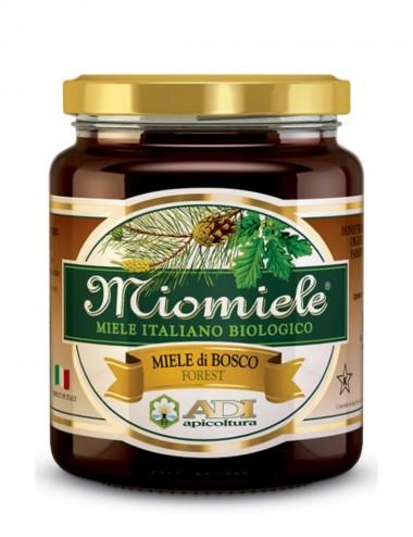 MioMiele di Bosco biologico 500gr Honey and Creams Shop Online