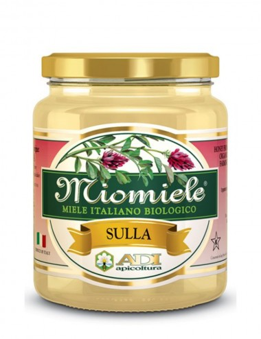 MioMiele Sulla Biologico 500gr Honey and Creams Shop Online