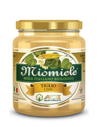 MioMiele Tiglio Biologico 500gr Honey and Creams Shop Online
