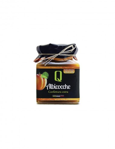 Confettura Extra di Albicocche 350 gr Preserves and Jams Shop