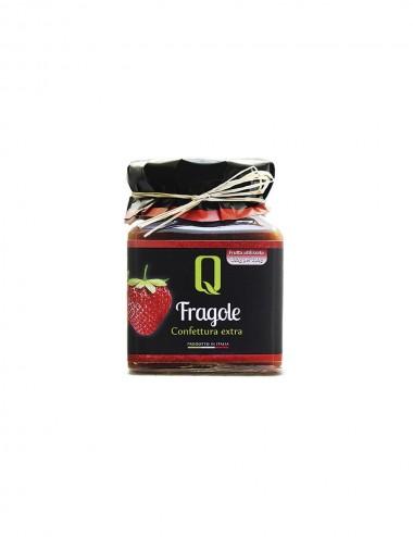 Confettura Extra di Fragole 350 gr Preserves and Jams Shop