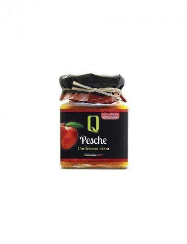 Confettura Extra di Pesche 350 gr Preserves and Jams Shop Online