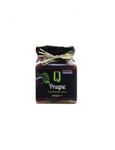 Confettura Extra di Prugne 350 gr Preserves and Jams Shop Online