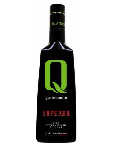 """Olio Extra Vergine di Oliva """"Superbo"""" Lt. 0,500 Olive oil Shop"""