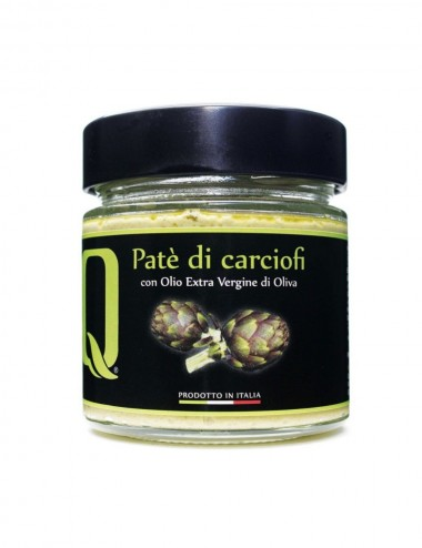 Paté di Carciofi con Olio Evo 190 gr Preserves and Jams Shop