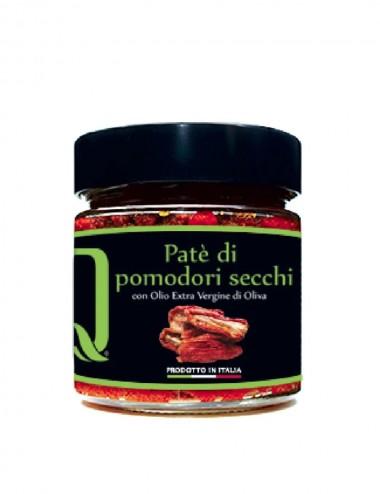 Paté di Pomodori Secchi con Olio Evo 190 gr Preserves and Jams