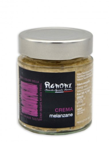 Crema di Melanzane 156ml Preserves and Jams Shop Online