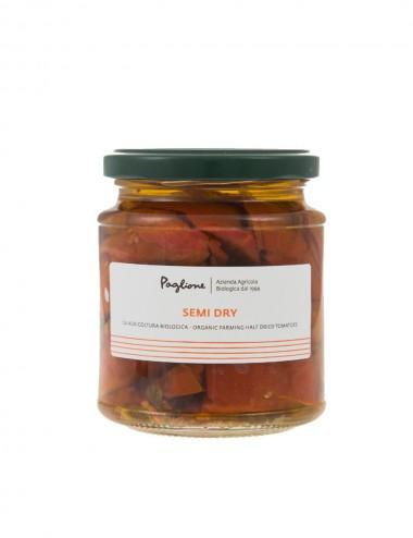 Pomodoro Semi Dry in Olio EVO 314gr Preserves and Jams Shop